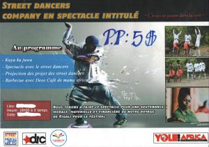 Breakdancers (22 Oct)