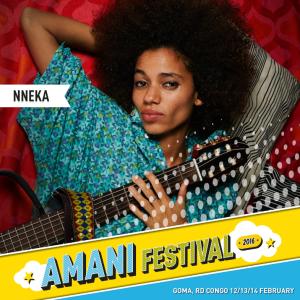 Nneka @ Amani
