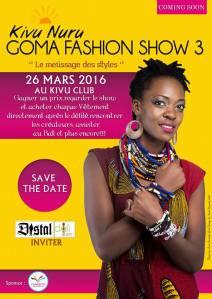 Kivu Nuru Fashion Show