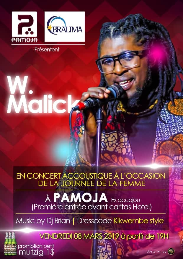 Pamoja Concert | Living in Goma